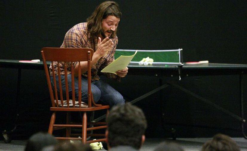 Luna es un actor polifacético que ha incursionado en teatro, cine y televisión. (Notimex)