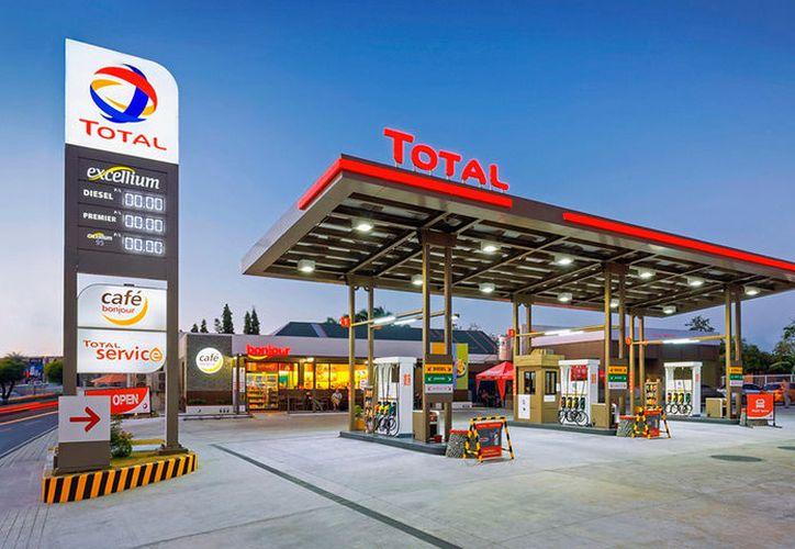 La gasolinera en CDMX, asegura comercializar litros completos a los clientes. (Foto: Contexto)