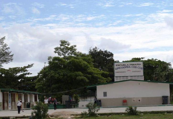 Las autoridades educativas prevén sumar nueve primarias a las que ya operan en el municipio de Solidaridad. (Octavio Martínez/SIPSE)