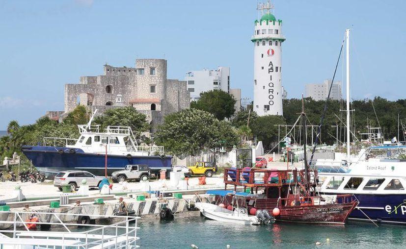 La Torre de Control Marítimo fue inaugurada en el 2009. (Julián Miranda/SIPSE)