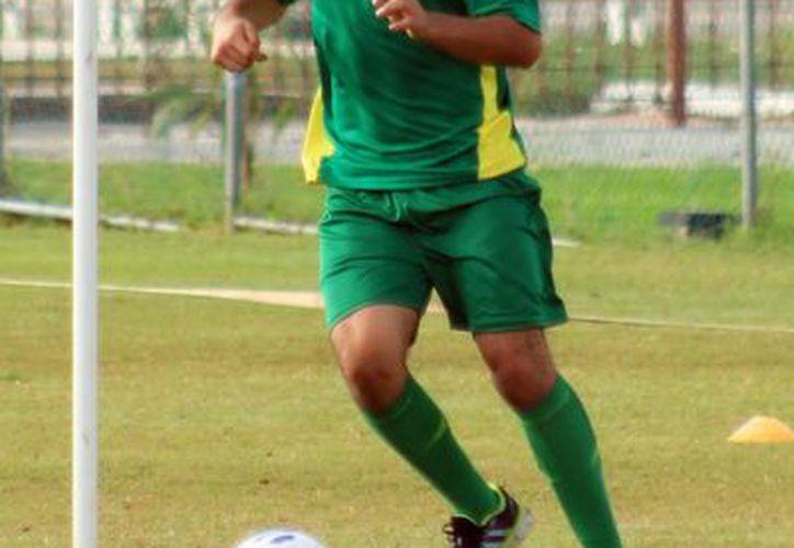 Alan Mendoza convirtió 27 anotaciones a su paso por el equipo sub-20 de Pumas de la UNAM. (Milenio Novedades)