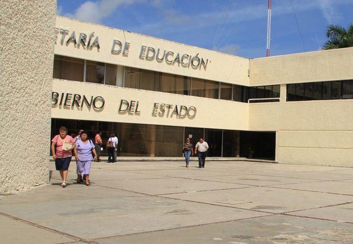 Imagen de las instalaciones de la Secretaría de Educación Estatal (SEE). (Milenio Novedades)