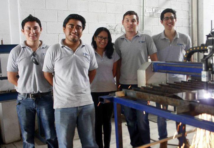 Muchas empresas yucatecas son dirigidas por jóvenes. (Milenio Novedades)