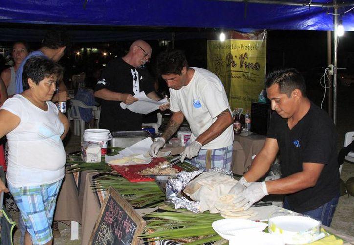 Este fin de semana hubo visitantes de Yucatán, Campeche, Tabasco Veracruz por mencionar algunos.  (Ángel Castilla/SIPSE)