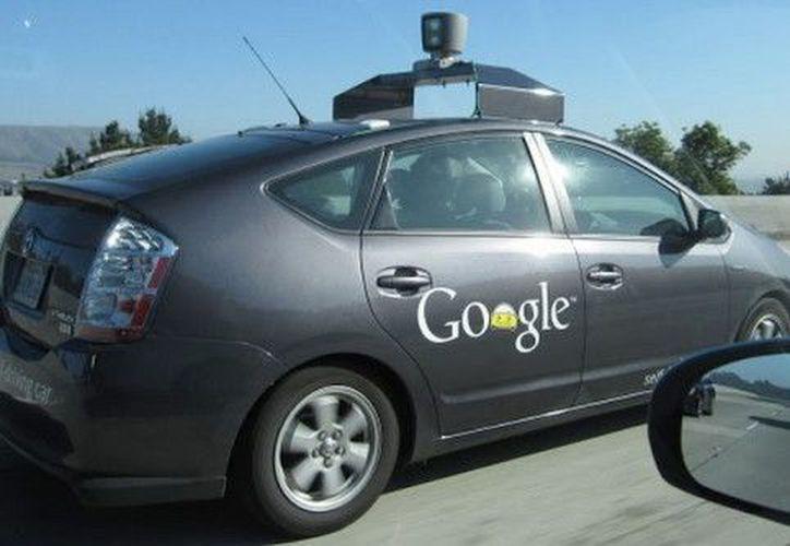 El coche sin conductor humano de Google. (alexistechblog.com)