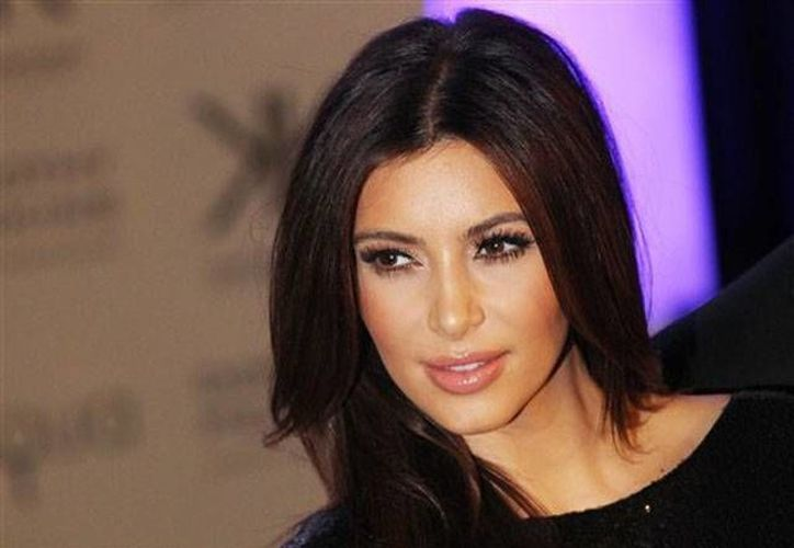 Kim Kardashian está en proceso de divorcio. (Agencias/Archivo)