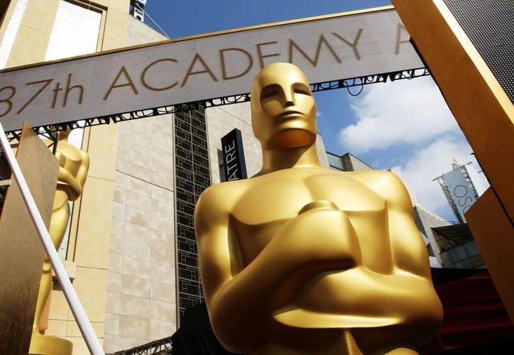 Se espera lluvia durante la alfombra roja de los premios Oscar. (AP)