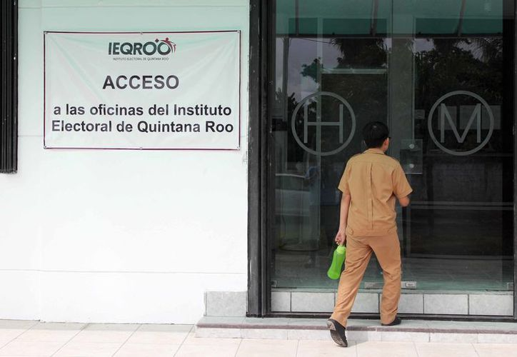 En enero, el organismo electoral determinará cuáles de las cuatro organizaciones cumplió con el requerimiento. (Joel Zamora/SIPSE)