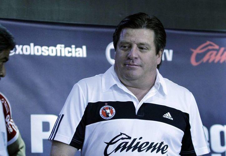 Miguel Herrera confirmó la noticia a una emisora de radio costarricense, este martes antes del medio día. (Notimex)