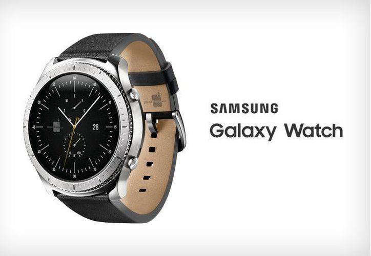 Samsung ha eliminado todo rastro del Galaxy Watch de su página web. (Samsung)