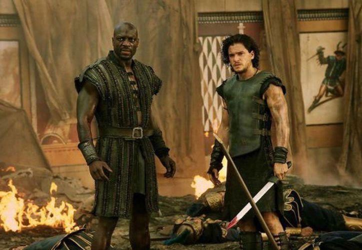 Bajo la lente del director Paul W.S. Anderson, Pompeii exalta la tragedia de un esclavo convertido en gladiador. (cinepremiere.com.mx)