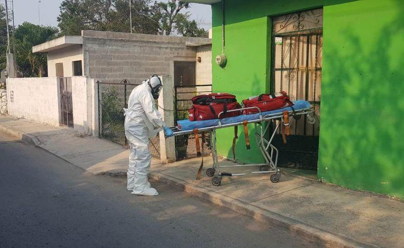 Este miércoles la Secretaría de Salud estatal informó sobre el fallecimiento de 3 pacientes a causa de coronavirus. (Novedades Yucatán)