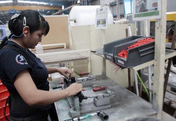 El sector industrial genera miles de puestos de trabajo en el Estado. (Novedades Yucatán)