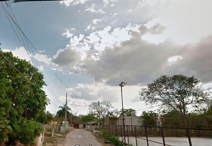 Vecinos de una calle de Mulchechén hallaron muerto a su vecino. El olor a podrido los llevó a descubrir el cadáver. (Google)