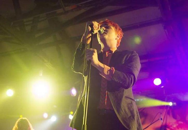 Gerard Way agradeció las muestras de cariño de sus seguidores mexicanos. (twitter.com/GerardWay)