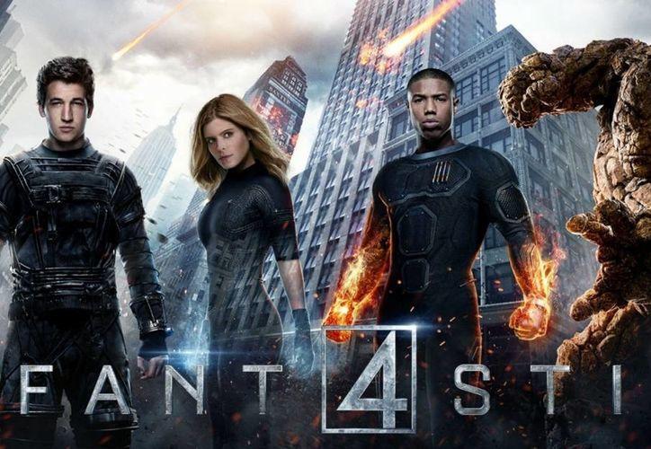 Los 4 fantásticos, la nueva adaptación del cómic de Marvel, obtuvo un inicio flojo en su estreno en las salas de cine de México. (Agencias)