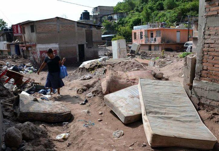 La Iglesia señala que los recursos para la reconstrucción deben utilizarse con sensatez. (Archivo/Notimex)
