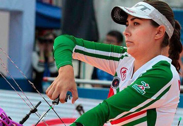 La tapatía Linda Ochoa finalizó en la segunda posición tras caer ante la colombiana Sara López. (Foto: Agencias)