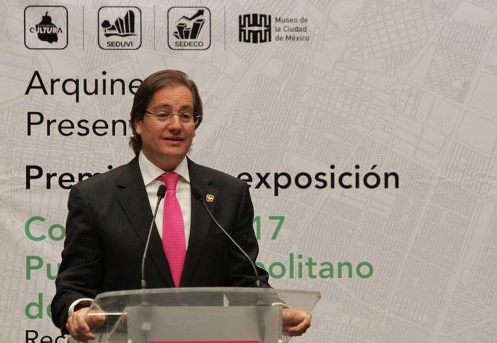 El secretario de Desarrollo Económico capitalino, Salomón Chertorivski, dijo que en las próximas semanas se tendrá el saldo exacto de la carrera del Gran Premio de Fórmula Uno en México. (Notimex)