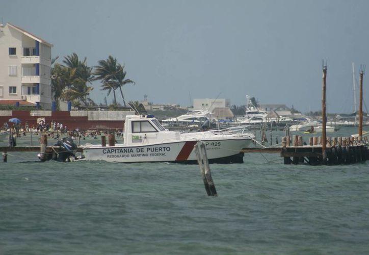 La certificación es a través de la capitanía de puerto mediante la libreta de mar. (Sergio Orozco/SIPSE)