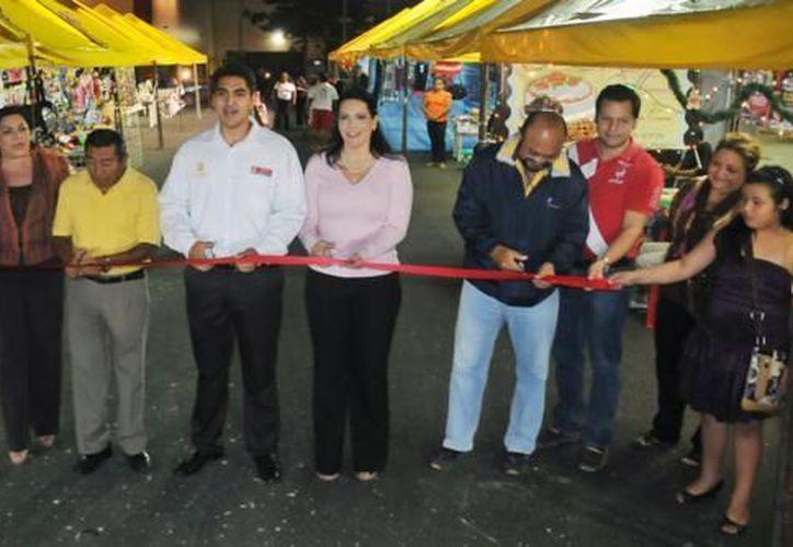 Estará instalado a un costado del parque Quintana Roo. (Cortesía/SIPSE)