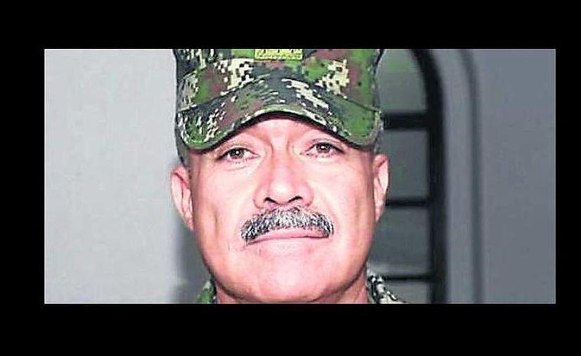 El general Henry William Torres Escalante se presentó voluntariamente ante las autoridades. (eltiempo.com)
