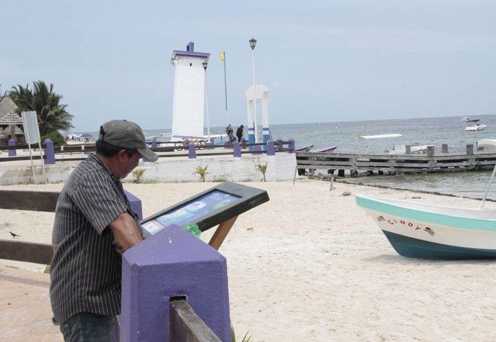 Tanto Puerto Morelos como Leona Vicario, cuentan con 15 mil 705 habitantes, que es la mitad necesaria para conformarse como municipio. (Tomás Álvarez/SIPSE)