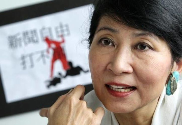 Claudia Mo, legisladora de Hong Kong, anunció que escribió a Obama una carta en apoyo a Snowden. (scmp.com/Archivo)