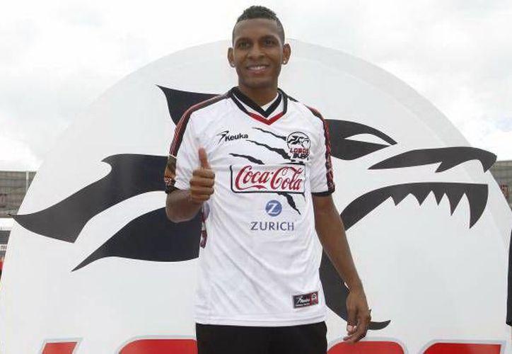 Aunque Alberto Quintero, exelemento de Lobos BUAP, se integrará a la pretemporada del CF Mérida, aún no es un hecho su contratación. (Milenio Novedades)