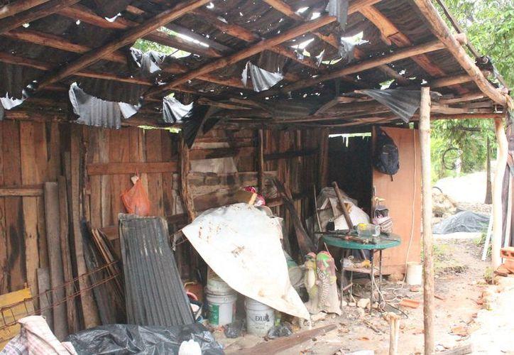 La Unión de Ejidos de Bacalar pide a las autoridades apoyo para frenar el círculo de pobreza que hay en las comunidades rurales. (Carlos Castillo/SIPSE)