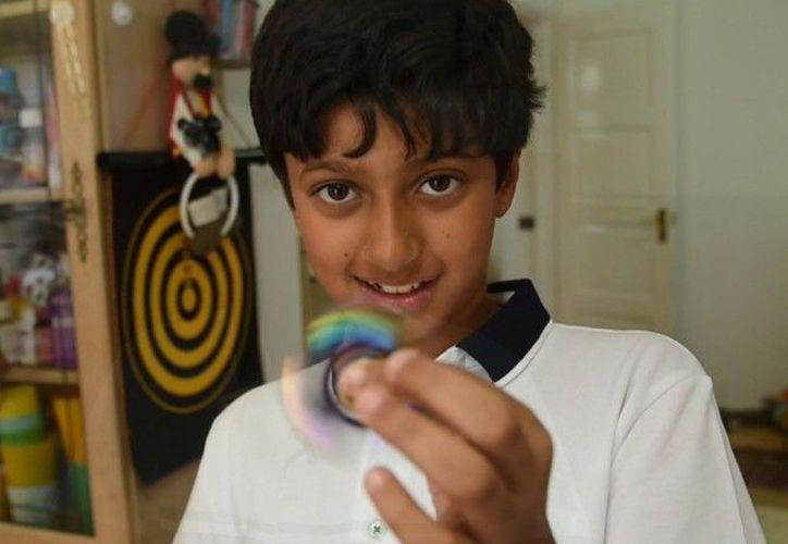 El joven genio disfruta de su niñez y no se preocupa por el futuro. (Foto: Contexto/Internet)