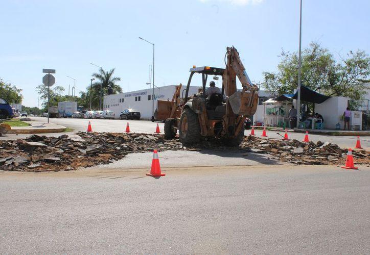 Desde el año pasado la Dirección de Servicios Públicos entregó el diagnóstico de encharcamientos e inundaciones por lluvias. (Adrián Barreto/ SIPSE)