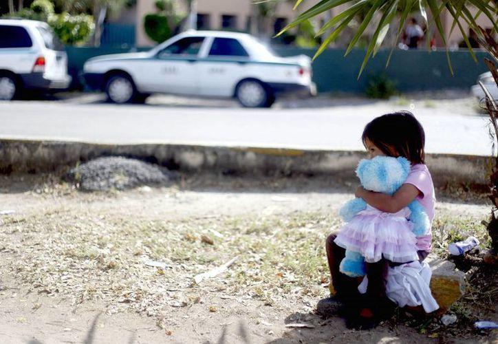 Durante el  desarrollo de los infantes es importante establecer reglas. (Israel Leal/SIPSE)