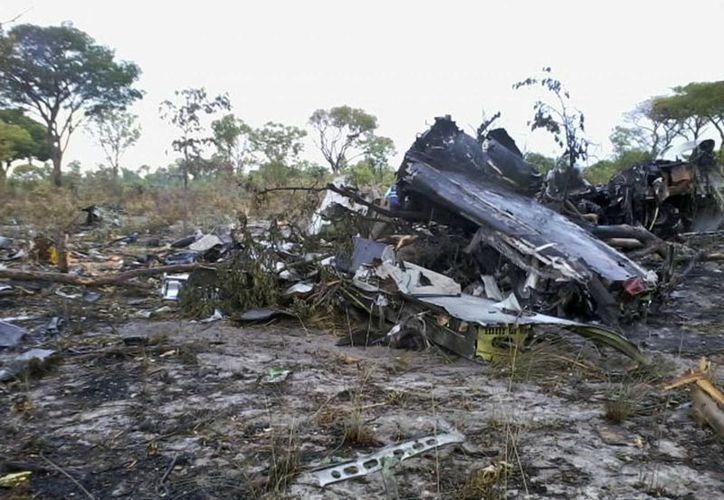El avión cayó en la región de Kavango, al este de Namibia, hábitat de especies como búfalos y elefantes. (Archivo/Agencias)
