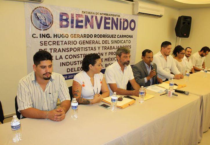 El nuevo sindicato busca proteger y defender al trabajador, así como escuchar al empleador. (Joel Zamora/SIPSE)