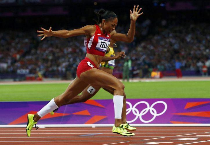 La atención en las pruebas masculinas de atletismo en Río 2016 de seguro estarán puestas en el jamaiquino Usain Bolt. En las mujeres habría que seguirle la pista a la norteamericana Shelly Ann Fraser. (enstarz.com)