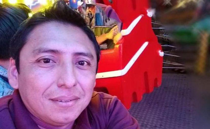 Jorge Luis Díaz Cauich al parecer se dirigía a Tecamac, en el Estado de México, a bordo de un Volkswagen Jetta blanco.