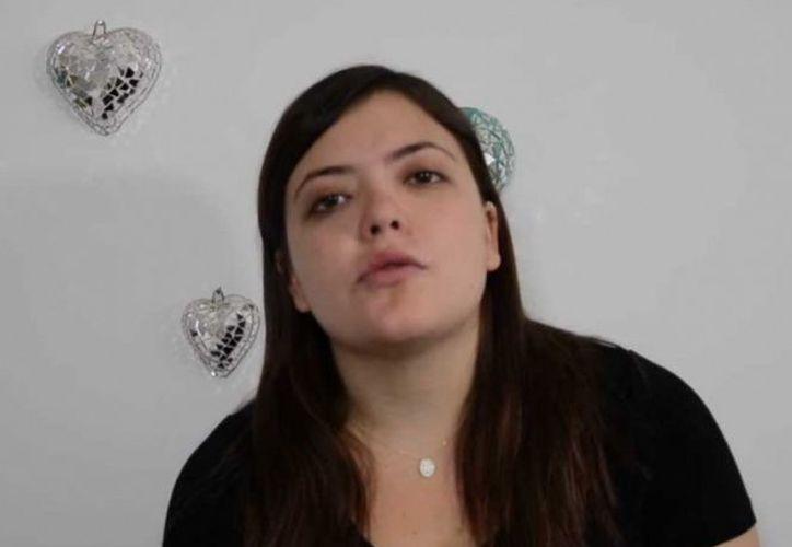 Mishelle Herrera expresó que 'odia' a los motociclistas. (Foto: Captura del video)