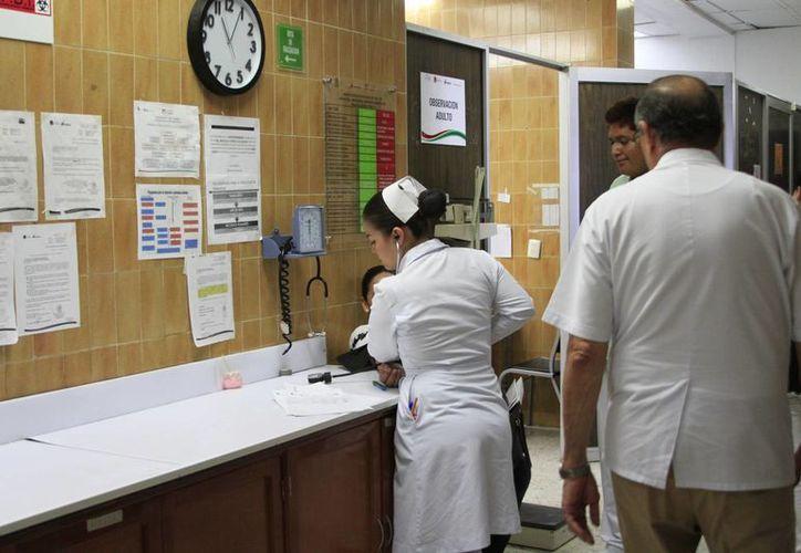 La falta de insumos y medicamentos es una constante en el Sector Salud. (Gerardo Amaro/SIPSE)