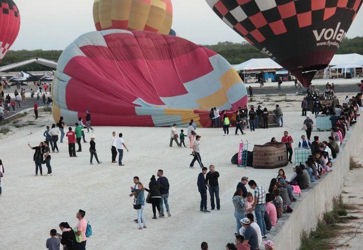 El Gobierno de Yucatán ha pedido a la Profeco que vigile lo que ocurre en el Festival  Internacional de Cultura y Arte-El Globo en Yucatán. (Foto: Jorge Acosta/SIPSE)