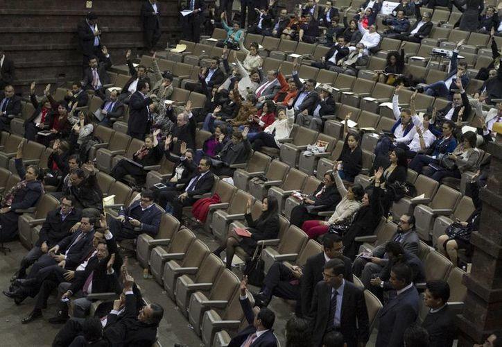 La Reforma Energética fue aprobada con 353 votos a favor y 134 en contra por los diputados. (Notimex)