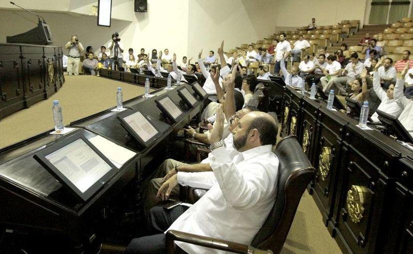 Los diputados locales sesionarán en Valladolid el 3 de junio. (Milenio Novedades)