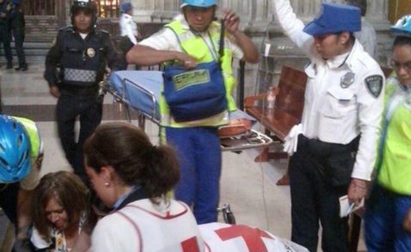 El sacerdote José Miguel Machorro fue herido de gravedad el pasado 15 de mayo. (Cuartoscuro)