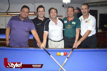 Quinto Torneo nacional abierto de Carambola 2018