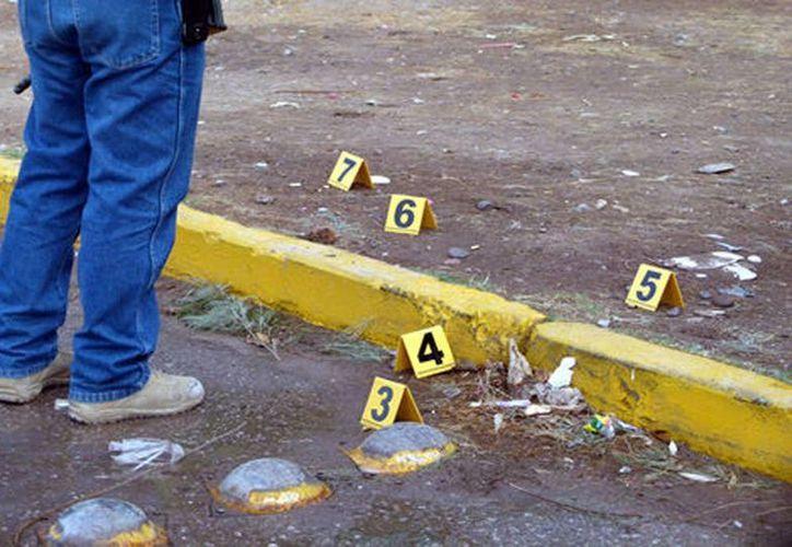 Catorce estados superaron la tasa nacional de homicidios dolosos. (Milenio)