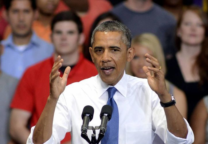 Obama reitera que su gobierno no tiene programas de espionaje doméstico. (EFE)