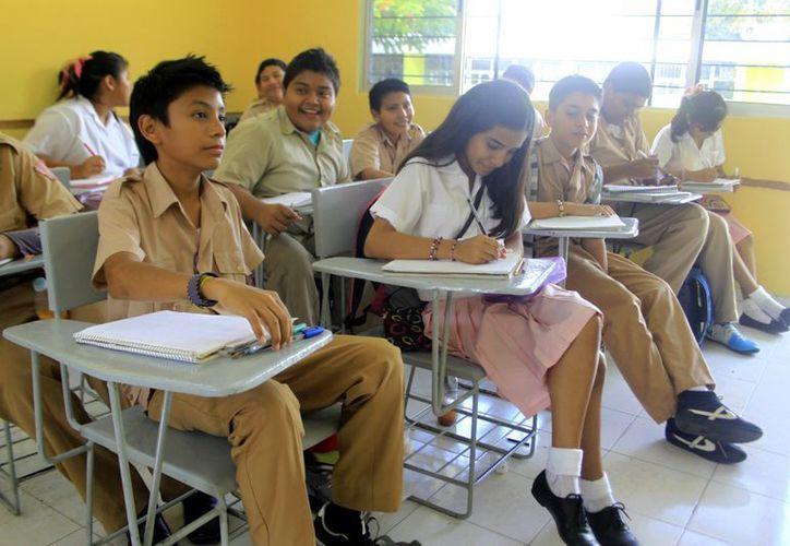 Estudiantes que no tramitaron su tarjeta de descuento dispondrán de más tiempo para realizar el trámite. (Christian Ayala/SIPSE)