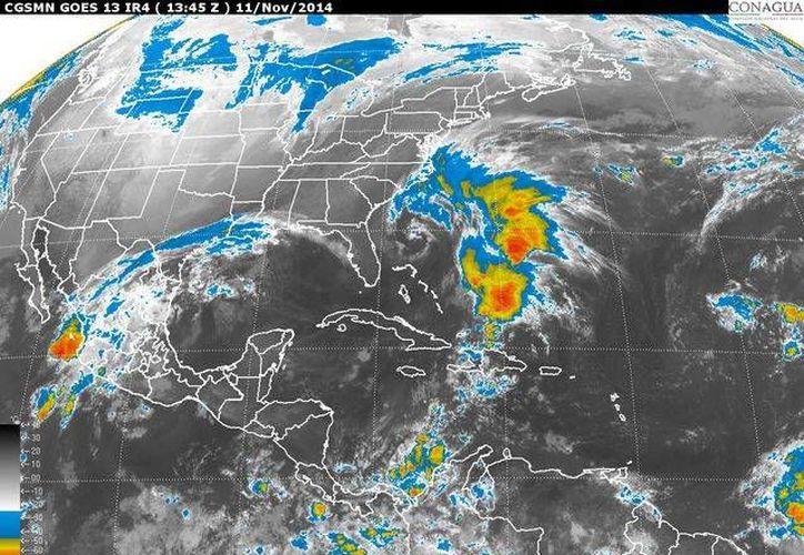 El cielo en la Península de Yucatán se mantendrá despejado. (Redacción/SIPSE)