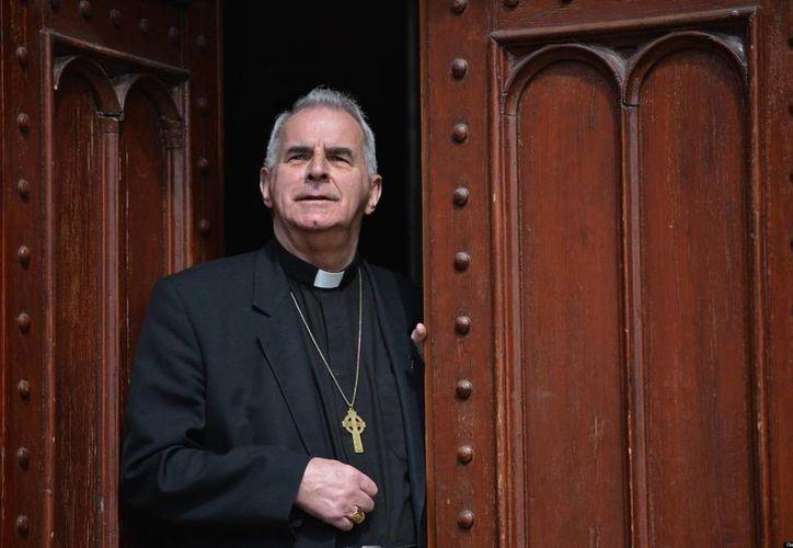 El cardenal O'Brien no podrá pasar su vejez en Escocia, como lo había previsto. (Reuters)