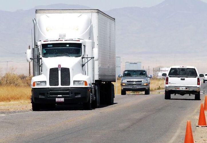 Vigilan carreteras de mayor incidencia delictiva. (Foto: Internet)